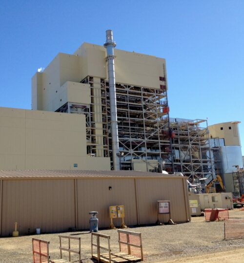 CSM Industrial Project at Turk Power Plant In Fulton, AR