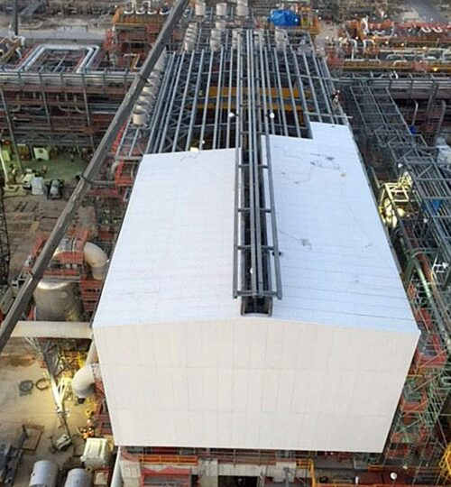 CSM Industrial Project at Exxon In Baytown, TX
