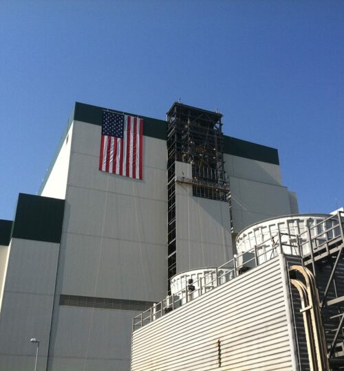 CSM Industrial Project at Virginia City Power Plant In St. Paul, VA