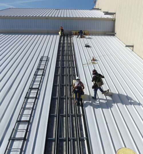 CSM Industrial Project at Southwest Airlines In Houston, TX