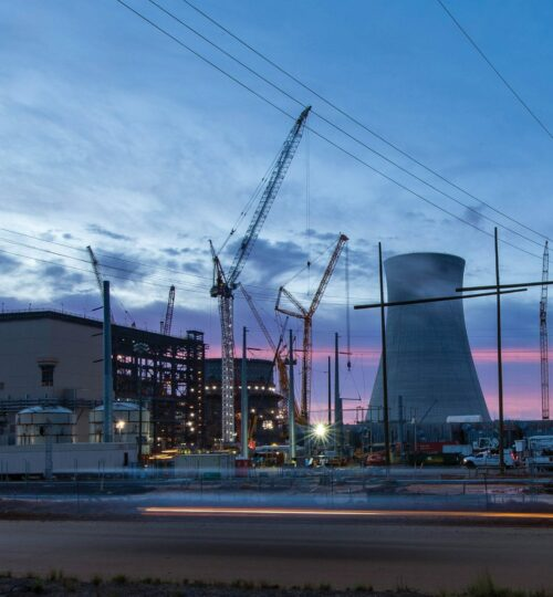 CSM Industrial Project at Vogtle Nuclear Plant In Waynesboro, GA