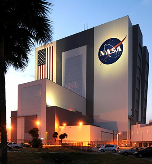 CSM Industrial Project at NASA VAB In Cape Canaveral, FL