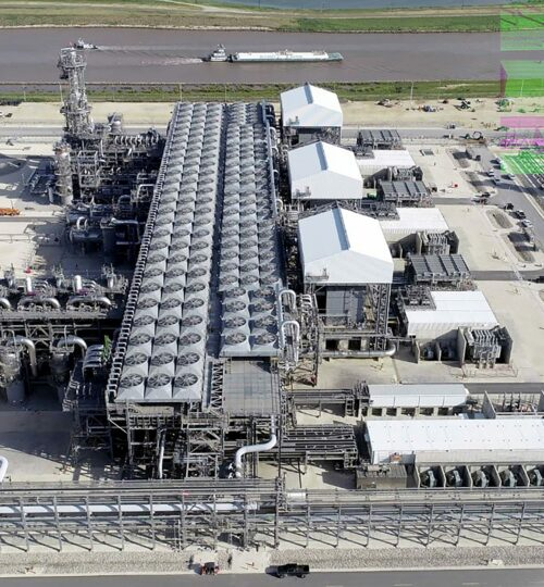 CSM Industrial Project at Freeport LNG In Freeport, TX
