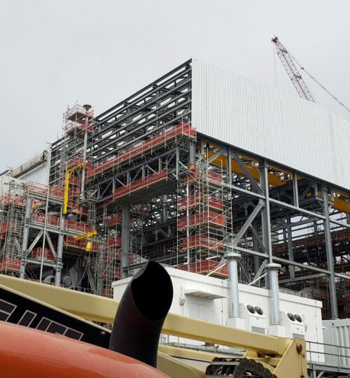 CSM Industrial Project at Cameron LNG In Hackberry, LA