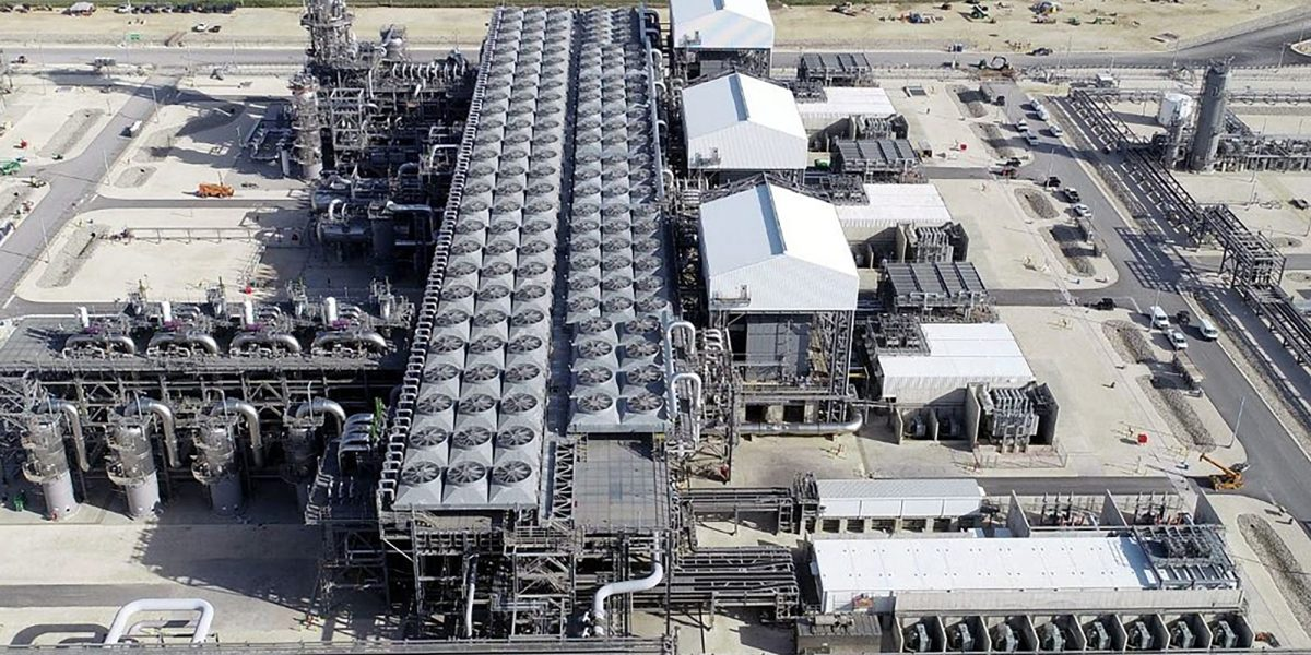 csm industrial project at LNG freeport